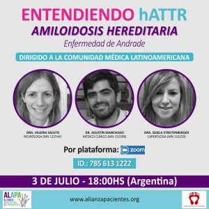 Entendiendo hATTR - Amoloidosis Hereditaria