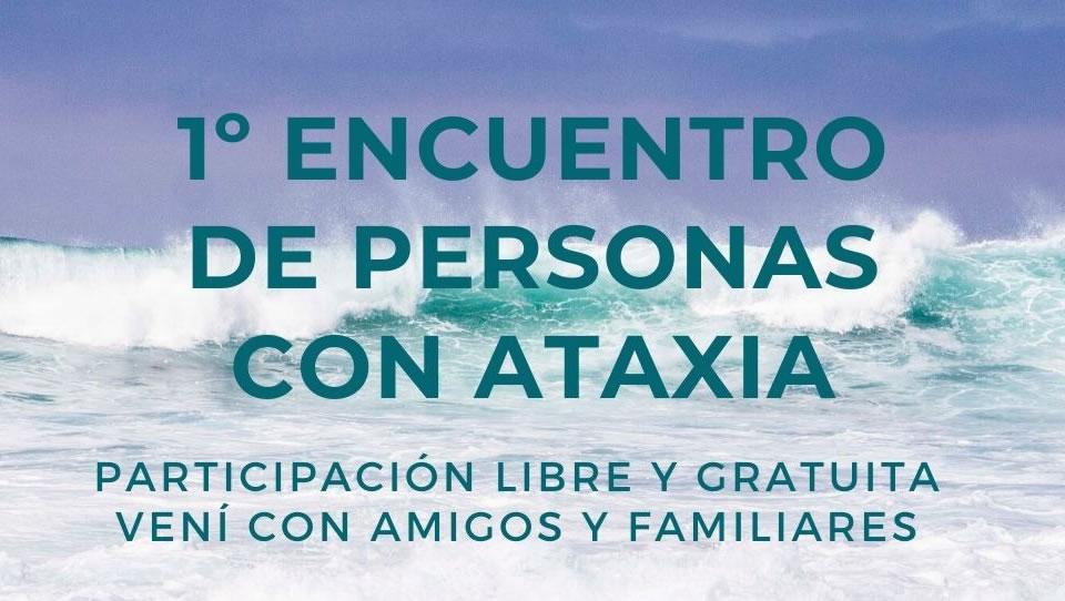 1° Encuentro de personas con Ataxia
