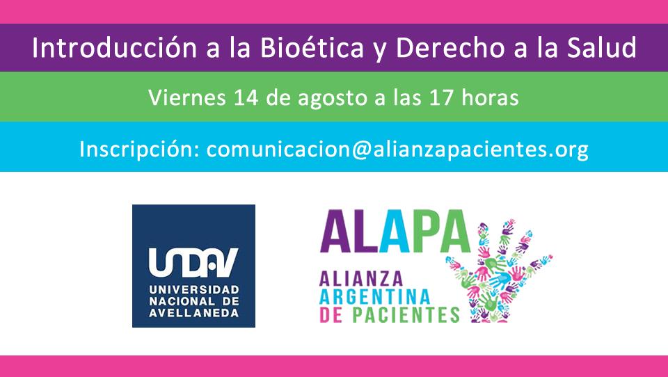 Introducción a la Bioética y Derecho a la Salud