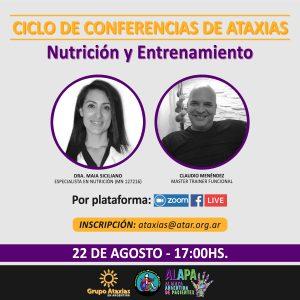 Nutrición y Entrenamiento en el primer encuentro