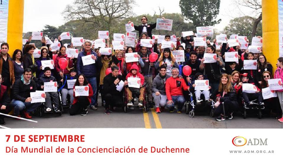 Día Mundial de la Concienciación de Duchenne