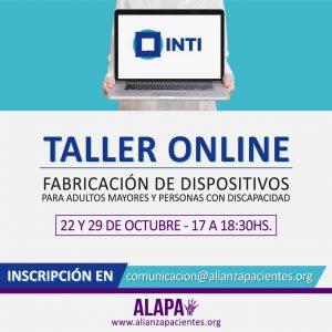 Taller gratuito Online