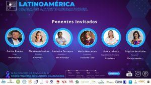 Latinoamérica habla Artritis Reumatoide