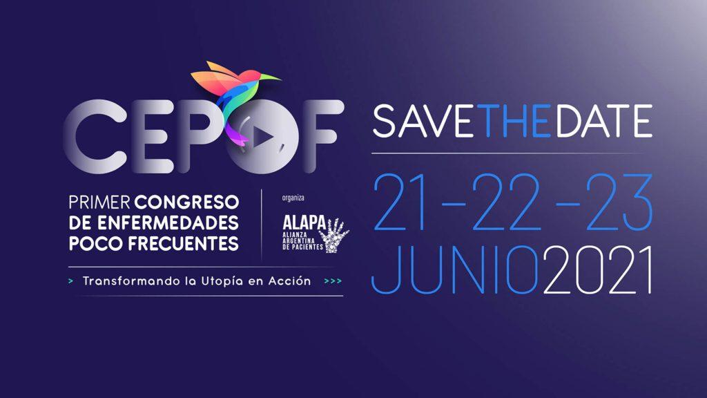1° Congreso de Enfermedades Poco Frecuentes de ALAPA
