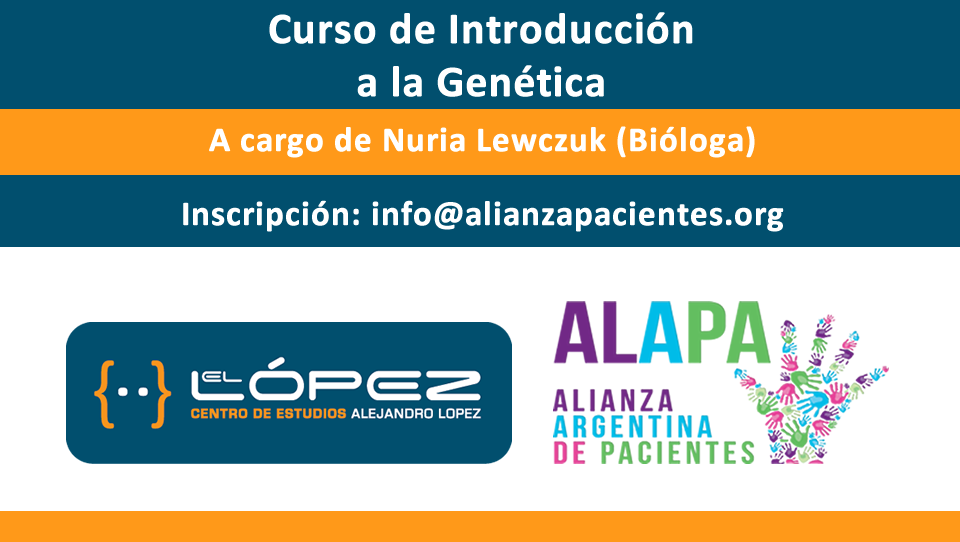 Curso de Introducción a la Genética