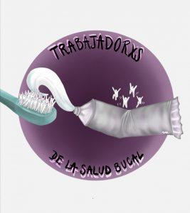 Logo del Colectivo de Trabajadorxs de la Salud Bucal