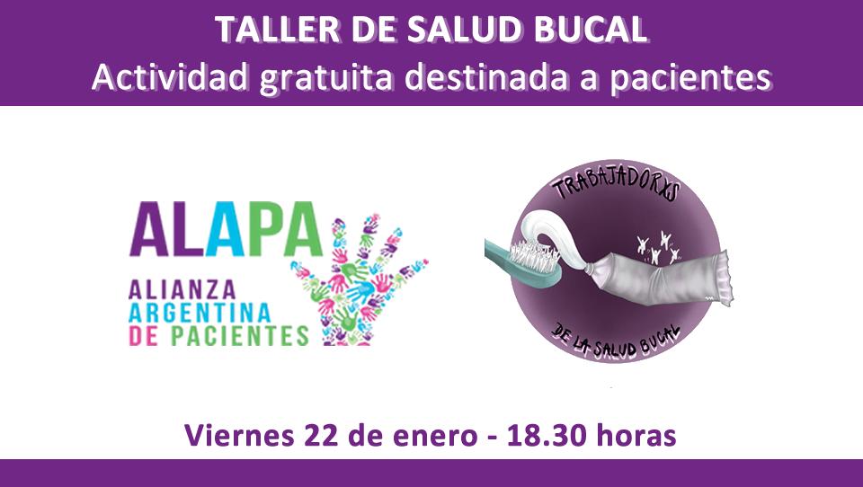 Taller gratuito de Salud Bucal