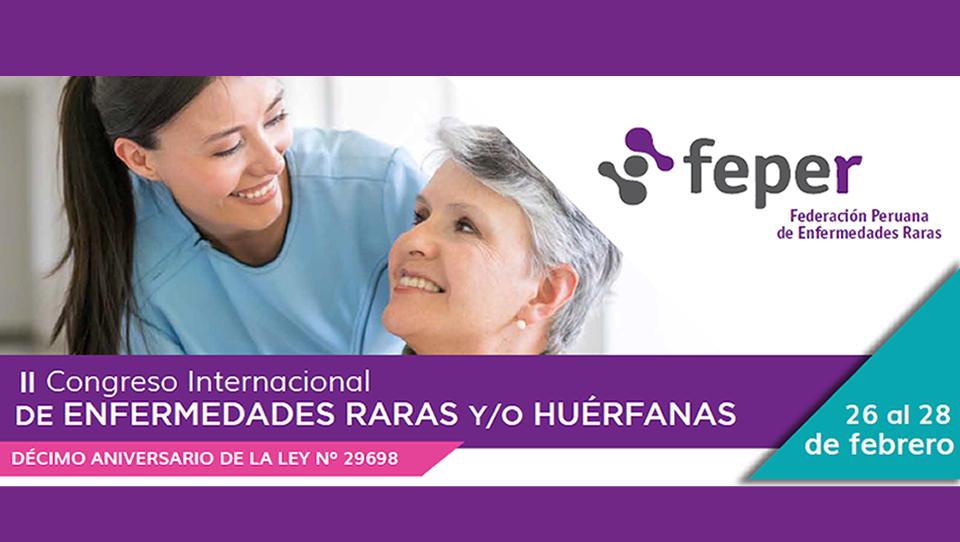 2° Congreso Internacional de Enfermedades Raras y/o Huérfanas