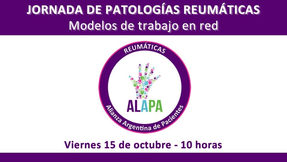Jornada de Patologías Reumáticas de Alta y Baja Prevalencia
